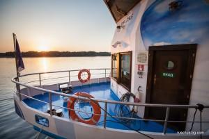 С кораб по Дунав от Русе с корабчето Русчук