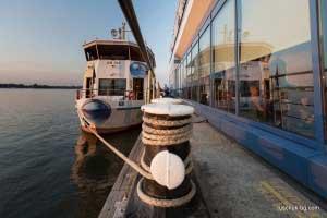 С кораб по Дунав от Русе