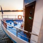 едночасова разходка с кораб по Дунав
