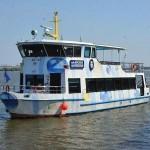 романтична разходка с кораб по Дунав от Русе